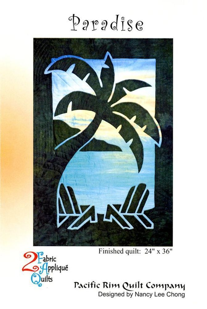 17 Images About Palm Tree Quilt On Pinterest Quilt
