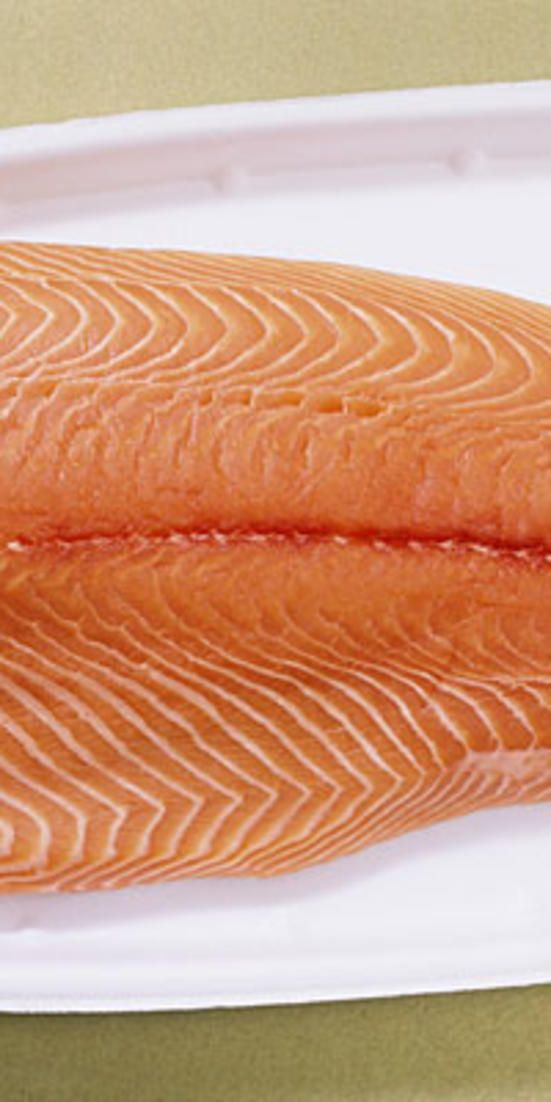 U.S. Atlantic salmon  - Do you know which salmon is best—Atlantic, Alaskan, or sockeye? Or what about wild versus farm-raised? Here are a few things to keep in mind the next time you're stumped in the seafood aisle.