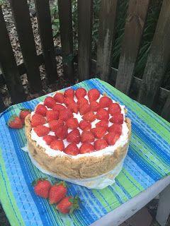 cheesecake super facile, senza colla di pesce
