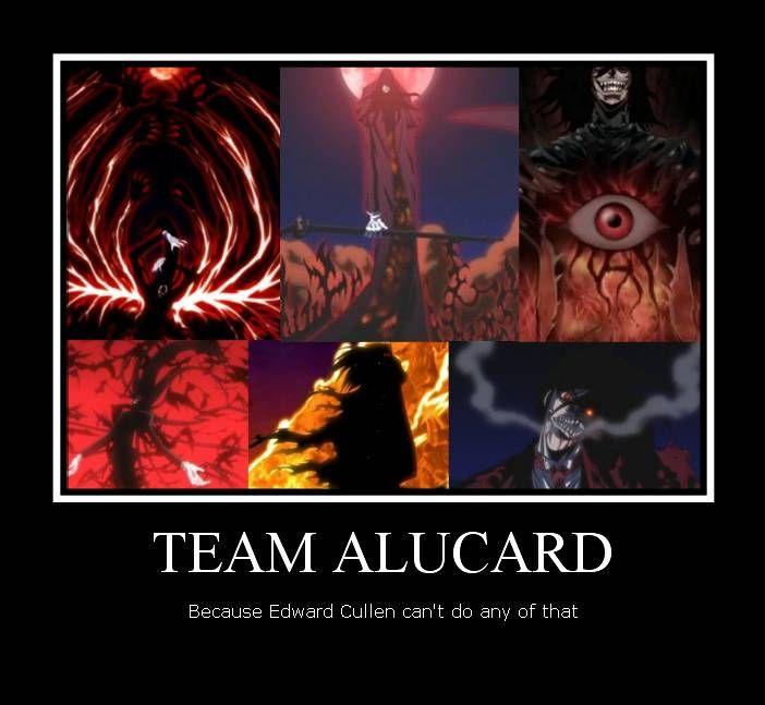 TEAM ALUCARD