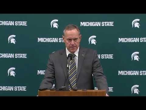 #news#WorldNewsESPN News : Michigan State football coach Mark Dantonio responds to sexual assault reports   ESPN