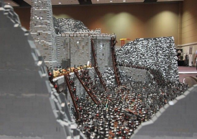 Helm's Deep recreation - by Goel Kim and Big J - #9