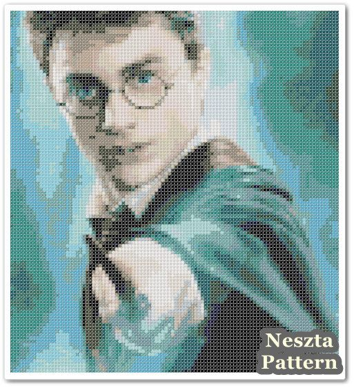 Excited to share the latest addition to my #etsy shop: Harry Potter Cross Stitch Pattern, Harry Potter x stitch pattern, Cross stitch Embroidery, Embroidery pattern http://etsy.me/2jti4pY #supplies #kidscrafts #crossstitch #embroidery #crossstitchpattern #tutorial #diy