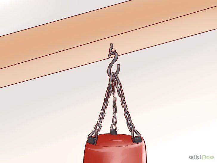 1000 id es propos de sac de frappe sur pinterest salle de bain mediterra - Comment fabriquer un sac de frappe ...