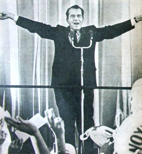 OĞUZ TOPOĞLU : amerikan başkanı nixon 1970 hayat dergisi devlet b...