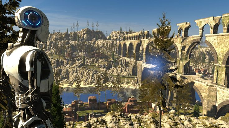 'The Talos Principle: Road to Ghenna' promises more robots, philosophy