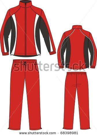 stock-vector-suit-sports-consisting-of-a-jacket-and-trousers-68398981
