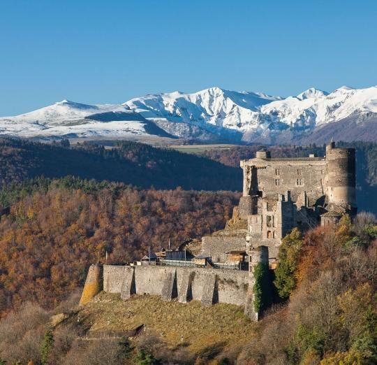 Château de Murol ~ Auvergne ~ Puy de Dome ~ France
