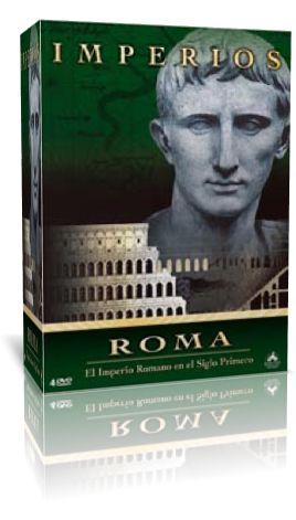 Imperios: el imperio romano en el siglo primero