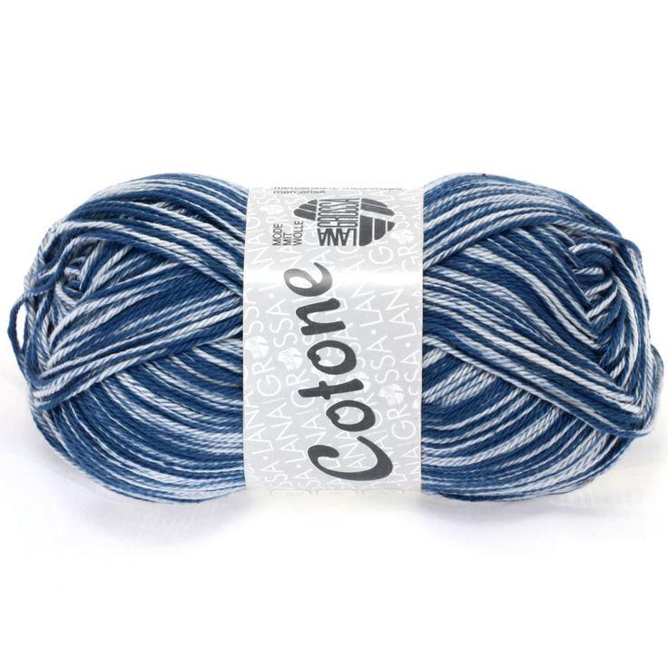COTONE print 406-jeans / white   EAN: 4033493151573