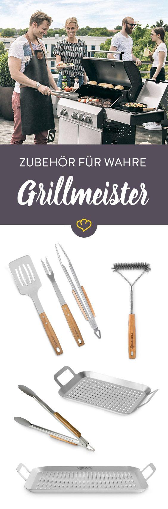 Alles was wahre Grillmeister sich wünschen!