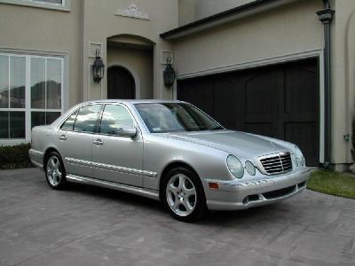2001 E430 Mercedes Benz