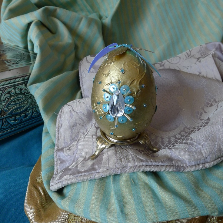 Make your own Faberge egg ;)