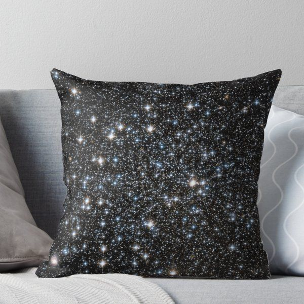 Glitter Galaxy Throw Pillow In 2020 Throw Pillows Galaxy Throw Pillows Pillows