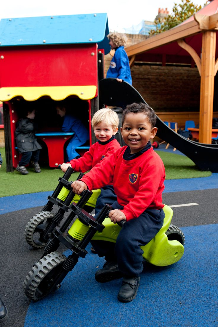 Sinclair House School in Fulham is expanding from nursery and pre-prep to full prep school. Thanks to the new building for the prep school, they've been able to expand the nursery classes.