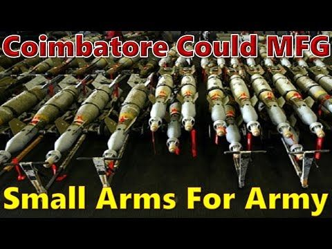 Engines that can withstand low temperatures and run on different fuel with better insulation are among the priorities of the Indian Army, said the vice-chief of the Indian Army staff, Lt Gen Sarath Chand. He pointed out that Coimbatore could look at manufacturing small arms and ammunition for...