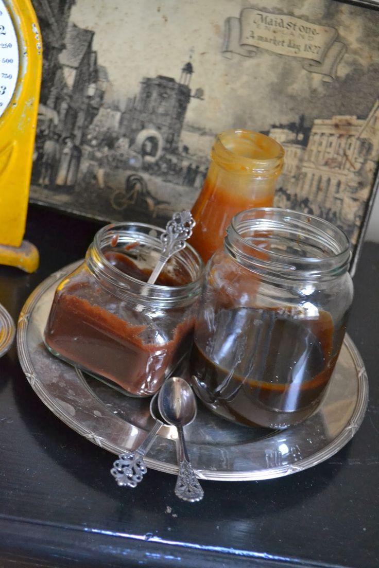 St Heaven Street: Såser, toppingar, siraper, coulis- ge ditt bakverk det lilla extra!