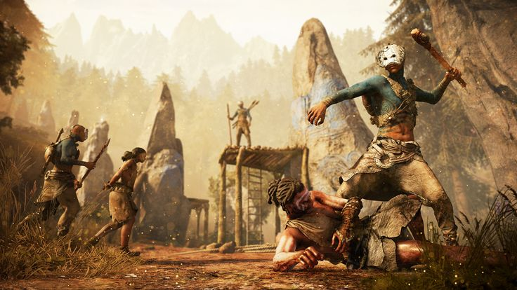 Ubisoft Officially Announces 'Far Cry: Primal' As A Full Game