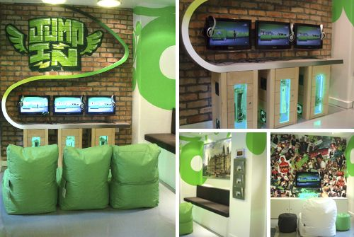 Giant Rooms With Amazing Gaming Setups