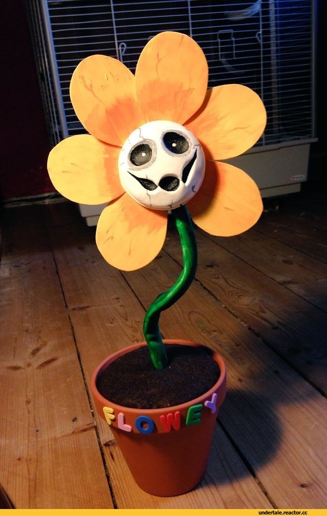 Undertale,фэндомы,Flowey,Flowey the flower,Undertale персонажи,cosplay