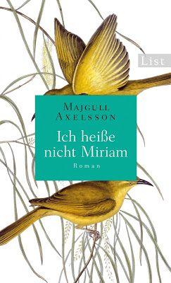 freischreiberei: Ich heiße nicht Miriam