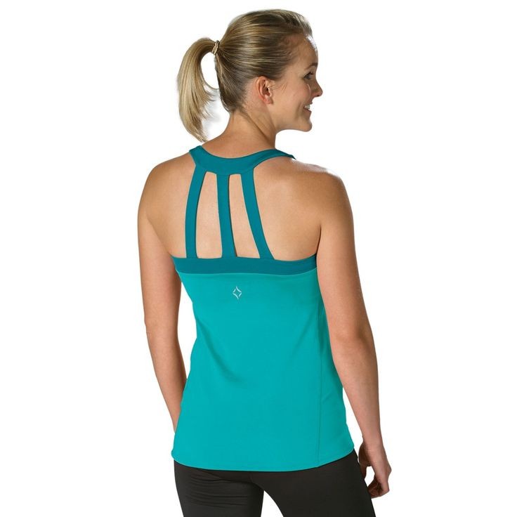Women's Stonewear Designs Siren V-Neck Workout Tank Vine