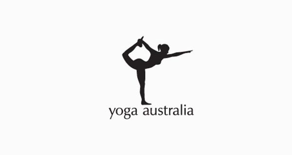 Clever Hidden Meaning Logo Design - 3 The hand and leg enclosure forms the map of Australia