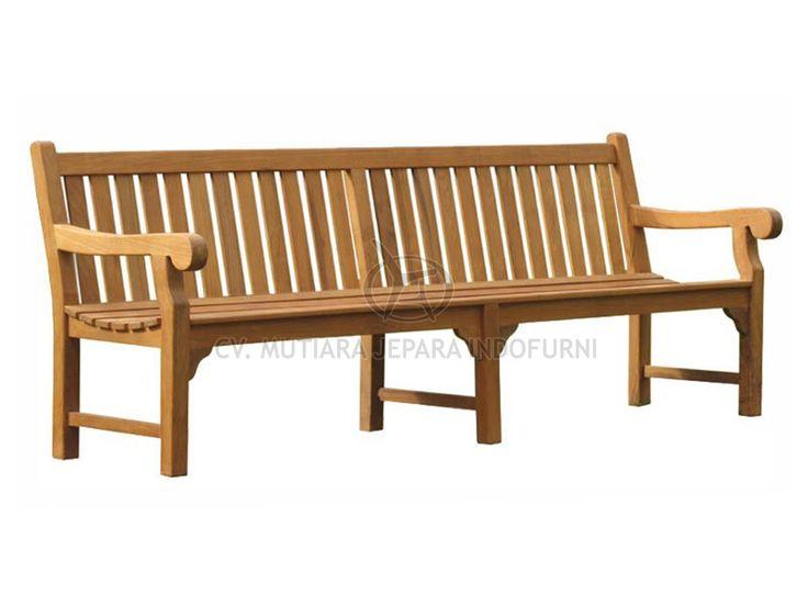 Big Classic Bench 240 cm