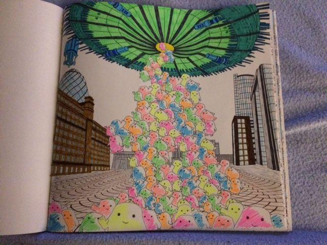 doctor who colouring book adipos - Doctor Who Coloring Book