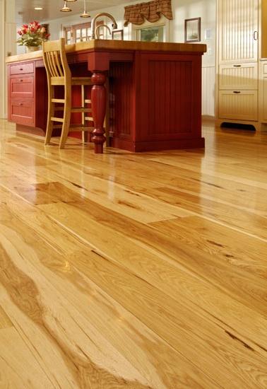 Hickory Flooring - love it!