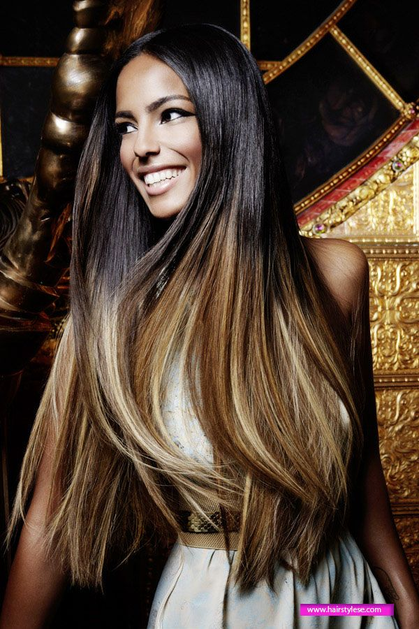 winter 2015 haircolor trends | 2015 hair color trens ombre