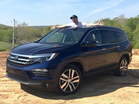 honda pilot awd review