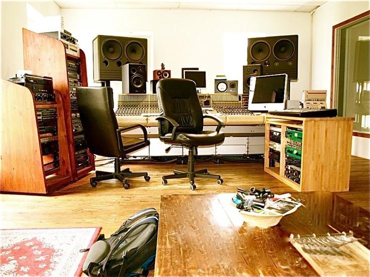 Recording Studio (Sundlaugin)