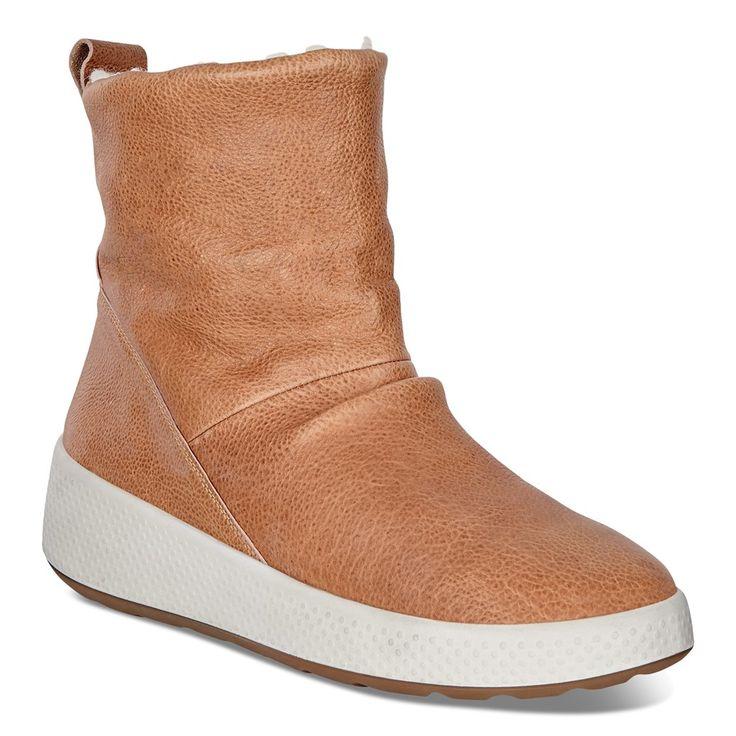 Женские зимние ботинки ECCO UKIUK с пропиткой Hydromax Цена 3500 грн  #ecco #ботинкиe #зимниеботинки