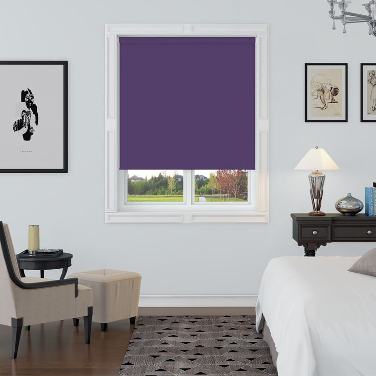 Vitra Pout Roller Blinds - Make My Blinds