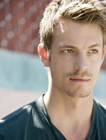 Joel Kinnaman. I want him for a character, but not sure which one. Might have to write a new one for him! ;)