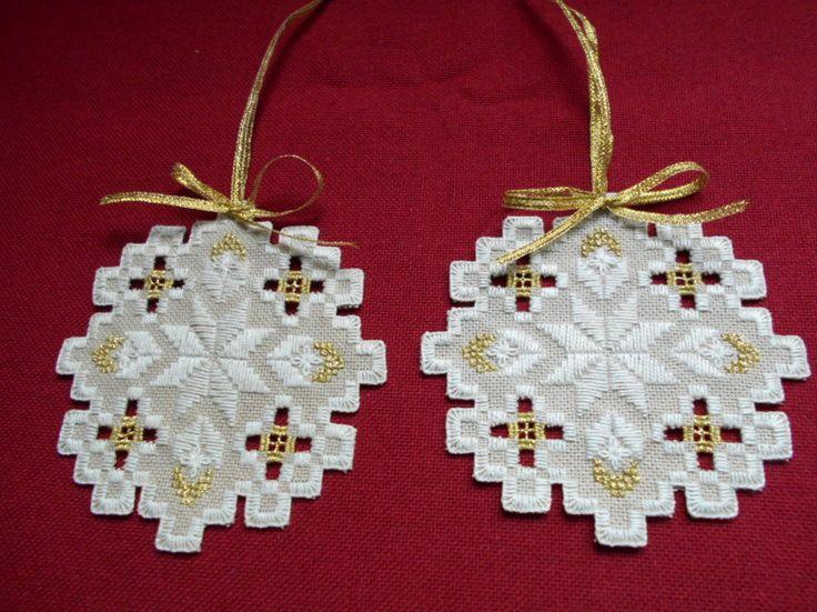 Ornaments - stitchin fingers