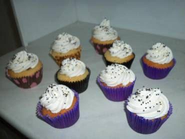 Cupcake fácil (para preguiçoso)