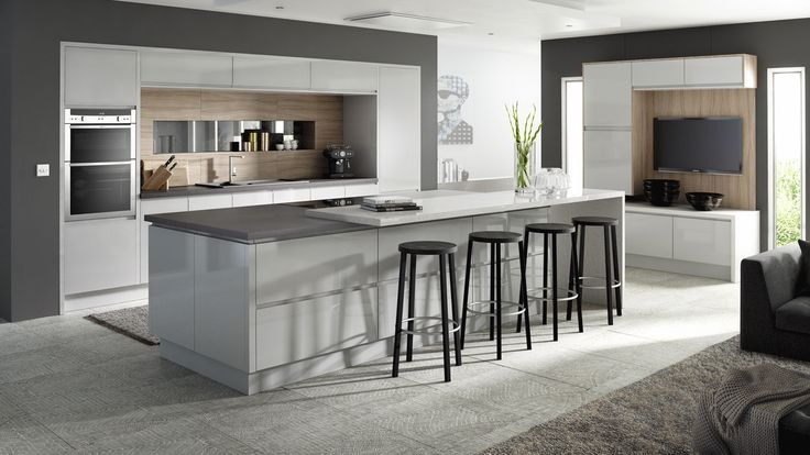 Best 20 light grey kitchens ideas on pinterest grey for Interior design 07078