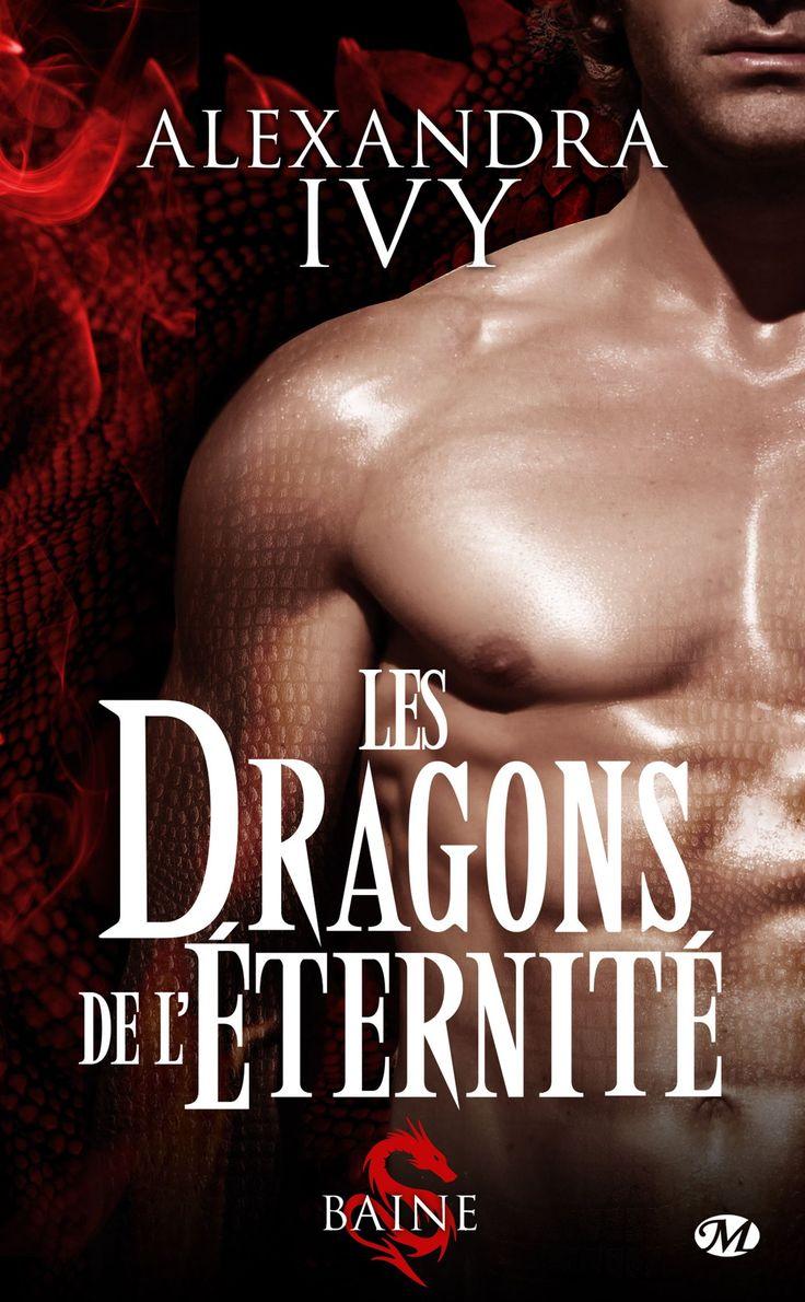 Les Dragons de l'Eternité est la nouvelle saga de l'auteure d'urban-fantasy Alexandra Ivy. Le premier tome, intitulé Baine, est sorti le 18 mars dernier chez les éditions Milady. … #chronique #roman #bitlit #milady