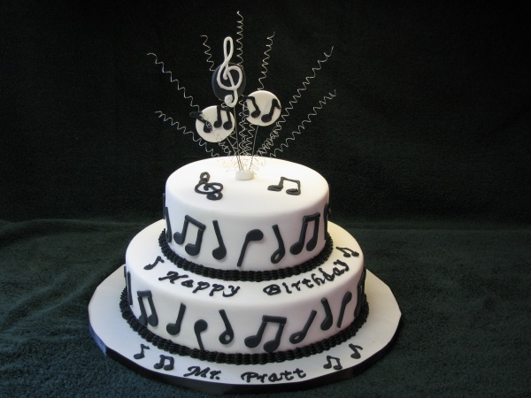 25+ best ideas about Music Cakes on Pinterest Music ...
