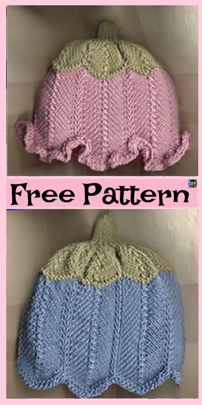 Cute Knitted Baby Sun Hat Free Patterns Crochet Knit Patterns
