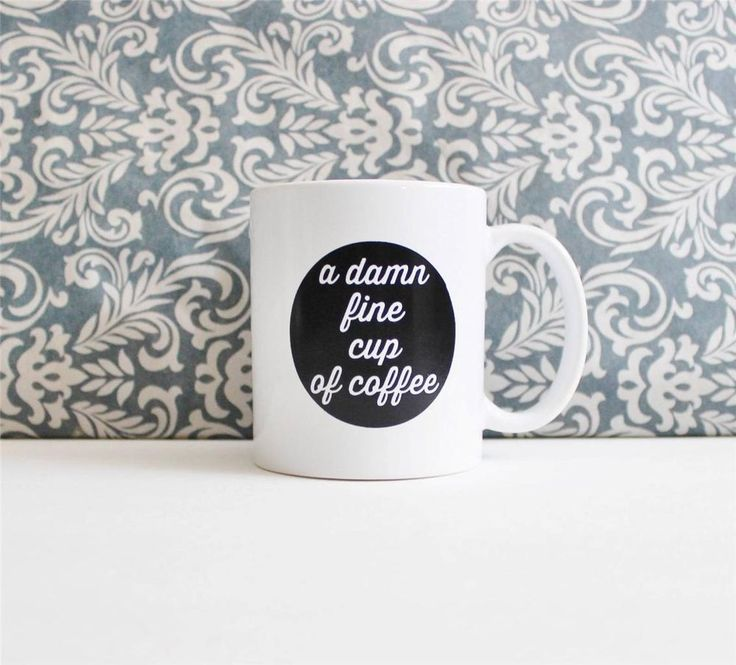 This goes through my head every morning.: Pop Culture, Fine Cups, Twin Peaks, Damn Fine, Peaks Tv, Coffee Cups, Coff Cups, Pencil Holders, Cups Of Coffee
