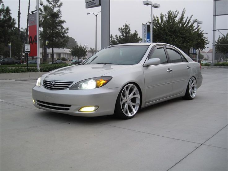 2005 toyota camry with rims | allmotr3fitty's 2002 Toyota Camry in Garden Grove, CA