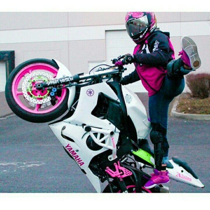 Sponsored Rider @drea253stunts Utilizing that ZeusArmor R6S Shorty Cheater Subcage RL style.   #zeusarmor #dowork #yamaha #r6s #stunt