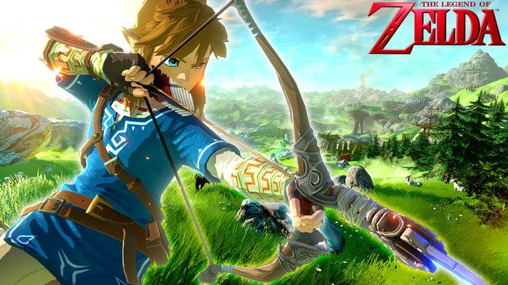 The Legend of Zelda' Wii U and Nintendo NX Release Date, Sneak ...