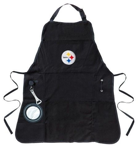 NFL Pittsburgh Steelers Team Sports America Grilling Apron #affiliate link