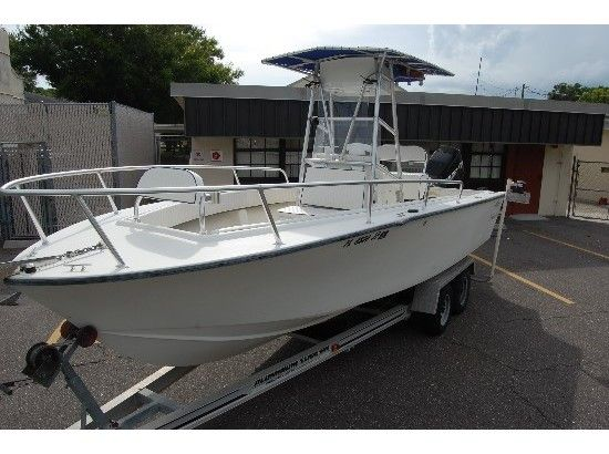 Used 1998 Lightning Center Console / Open Fisherman, Saint