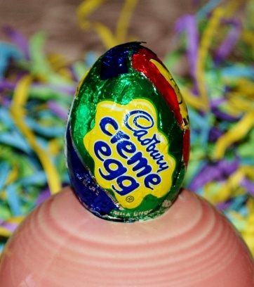 "Cadbury Creme Egg – This is a really interesting ""personality test"" idea..would be fun to use as a team building exercise"