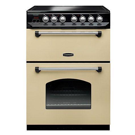 Buy Rangemaster Classic 60cm Electric Range Cooker Online at johnlewis.com
